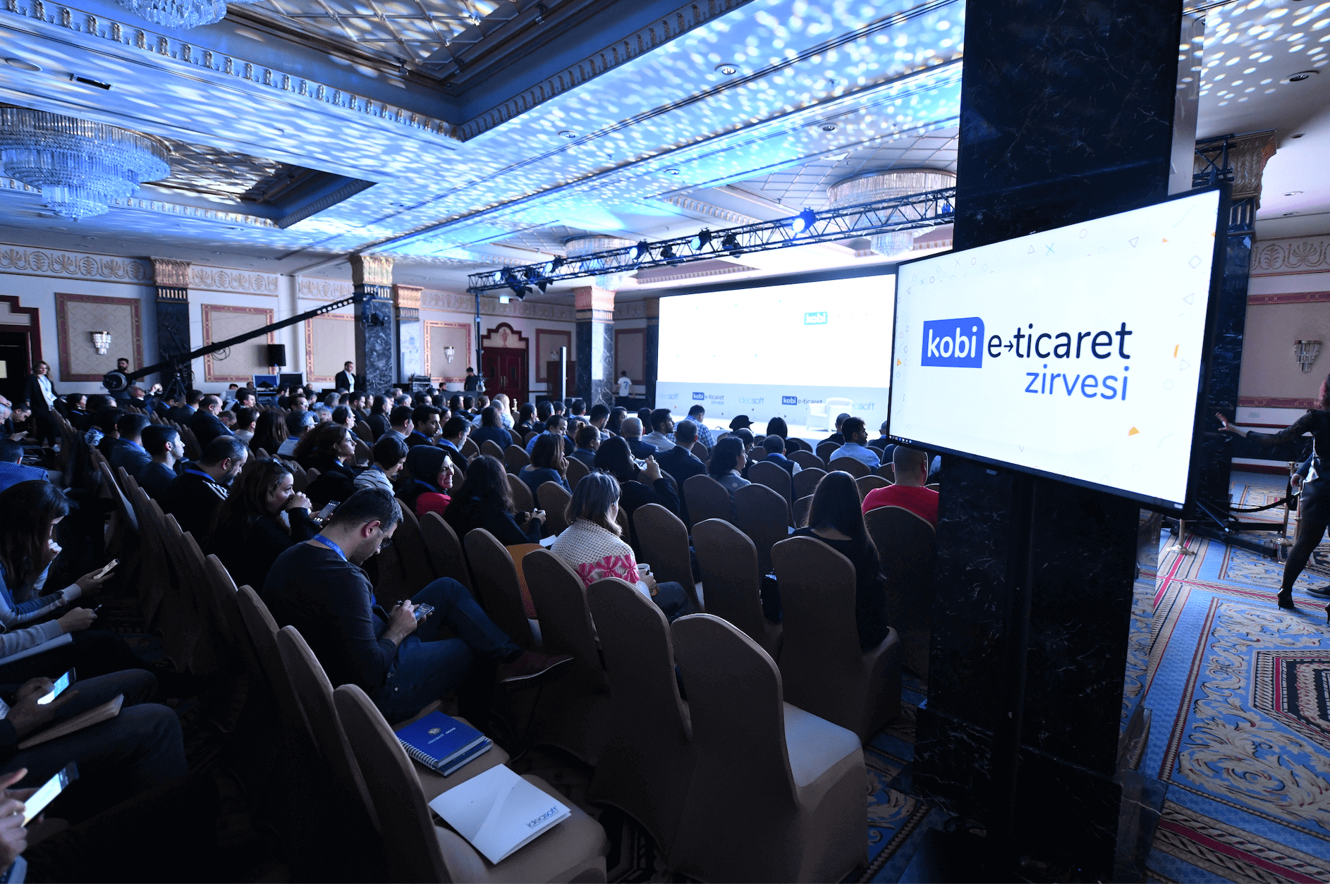 Kobi E-ticaret Zirvesi İkinci Kez Sektörü Ağırladı