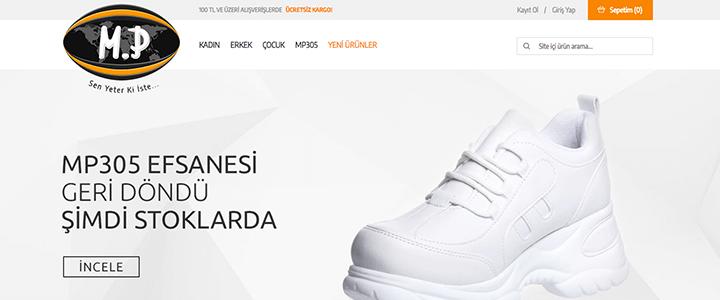 Mp Ayakkabı