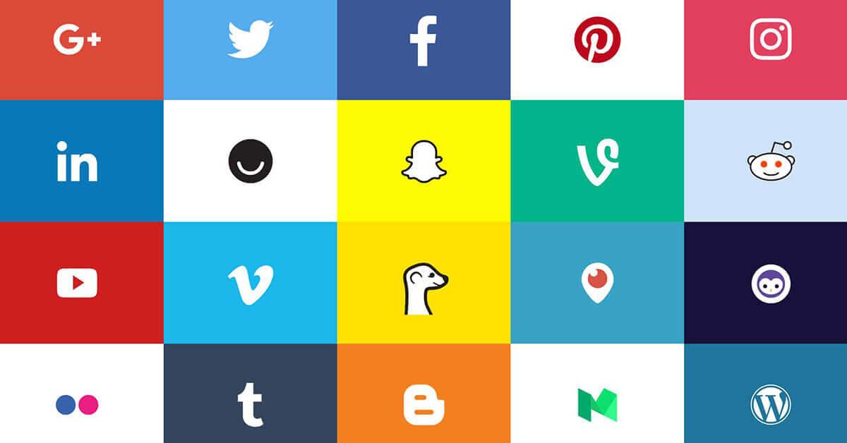 Sosyal medya paylaşım butonları sitede nasıl kullanılmalı?