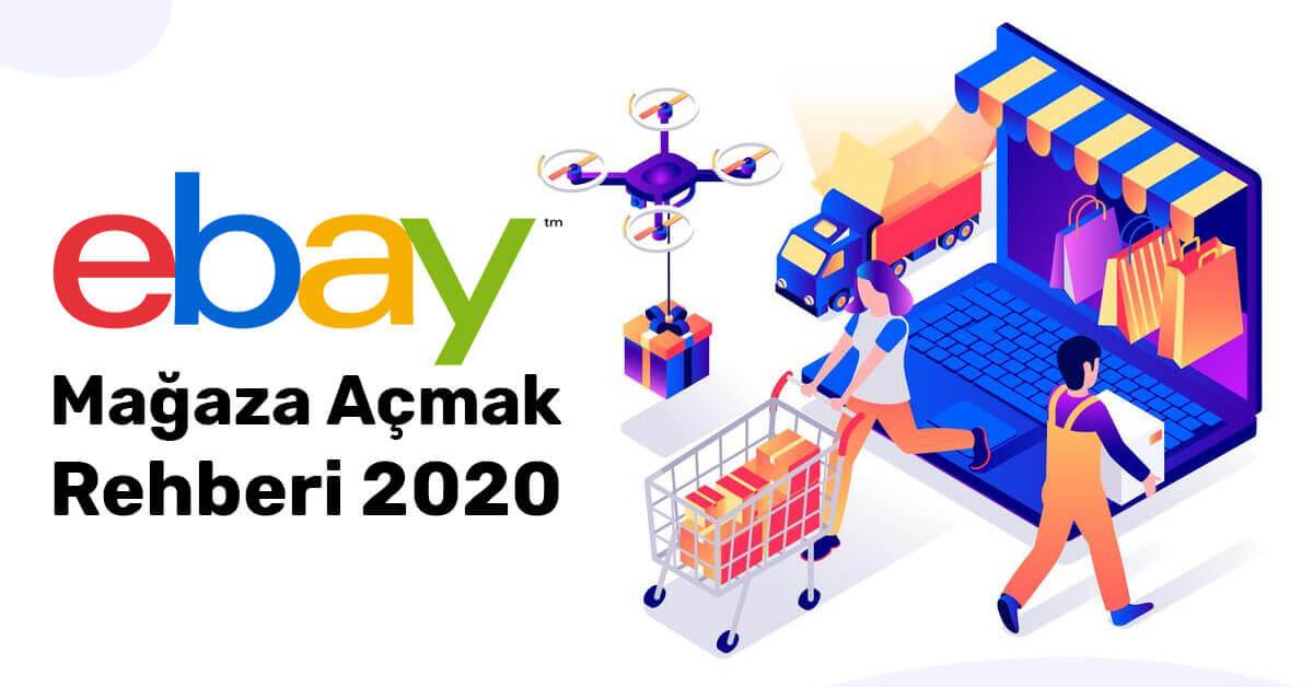 eBay'de Satış Yapmak Rehberi 2020