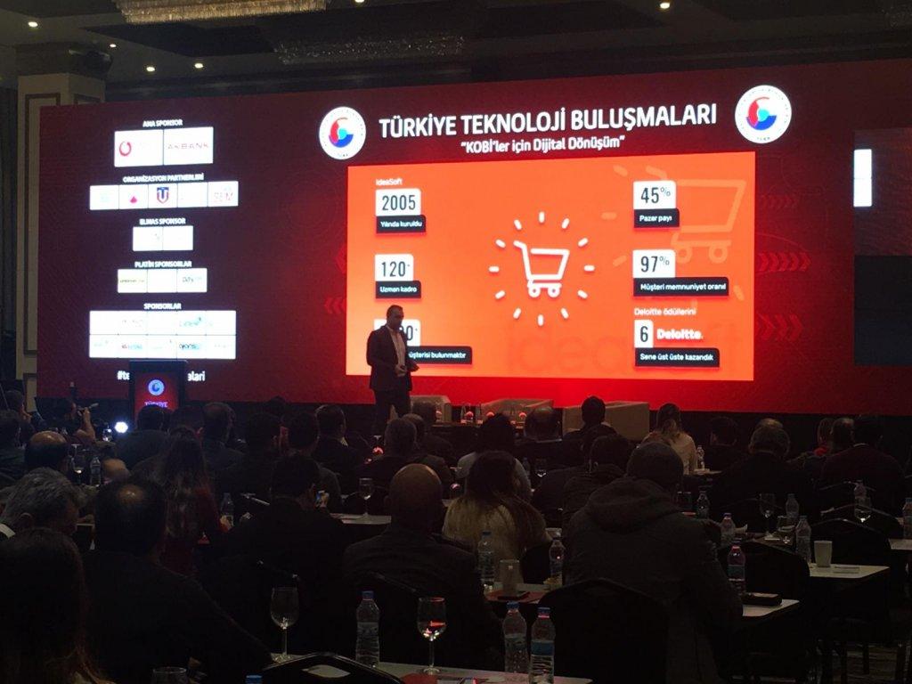 """Trabzon  """"Türkiye Teknoloji Buluşmaları"""" na Ev Sahipliği Yaptı"""