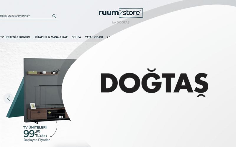 Ruum Store by Doğtaş E-ticaret Sitesi