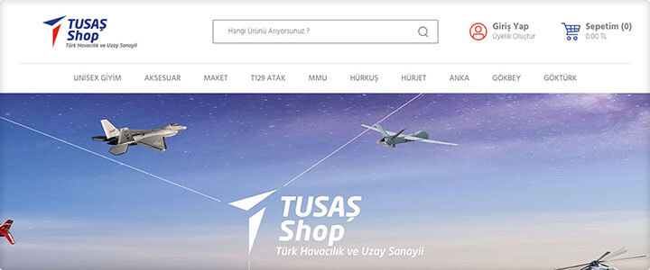 Tusas Shop