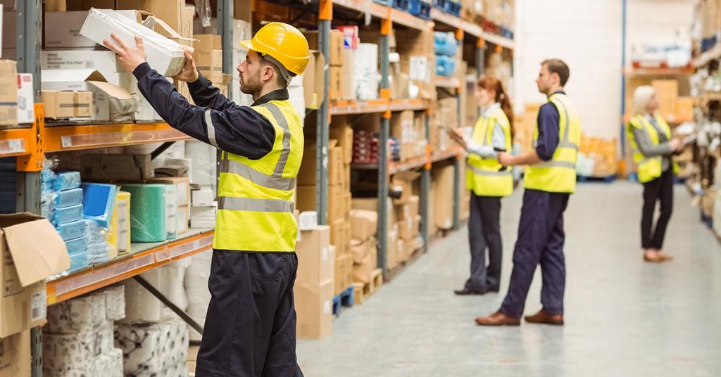 E-ticarette depolama alanı verimli bir şekilde nasıl düzenlenir?