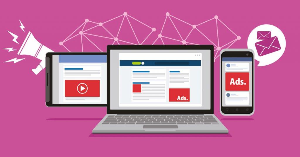 Dijital pazarlamada kullanabileceğiniz reklam türleri