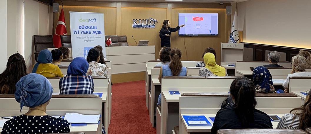 Ege Bölgesi Üreticileri E-ticaretle Türkiye'ye Açılacak