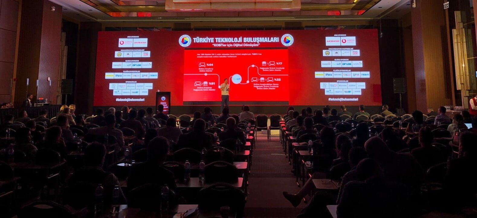 Türkiye Teknoloji Buluşmaları Diyarbakır'da E-ticaret İlgililerini Ağırladı