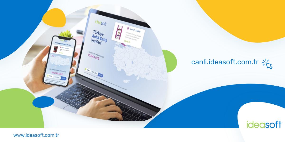 canli.ideasoft.com.tr Türkiye'nin yakın takibinde