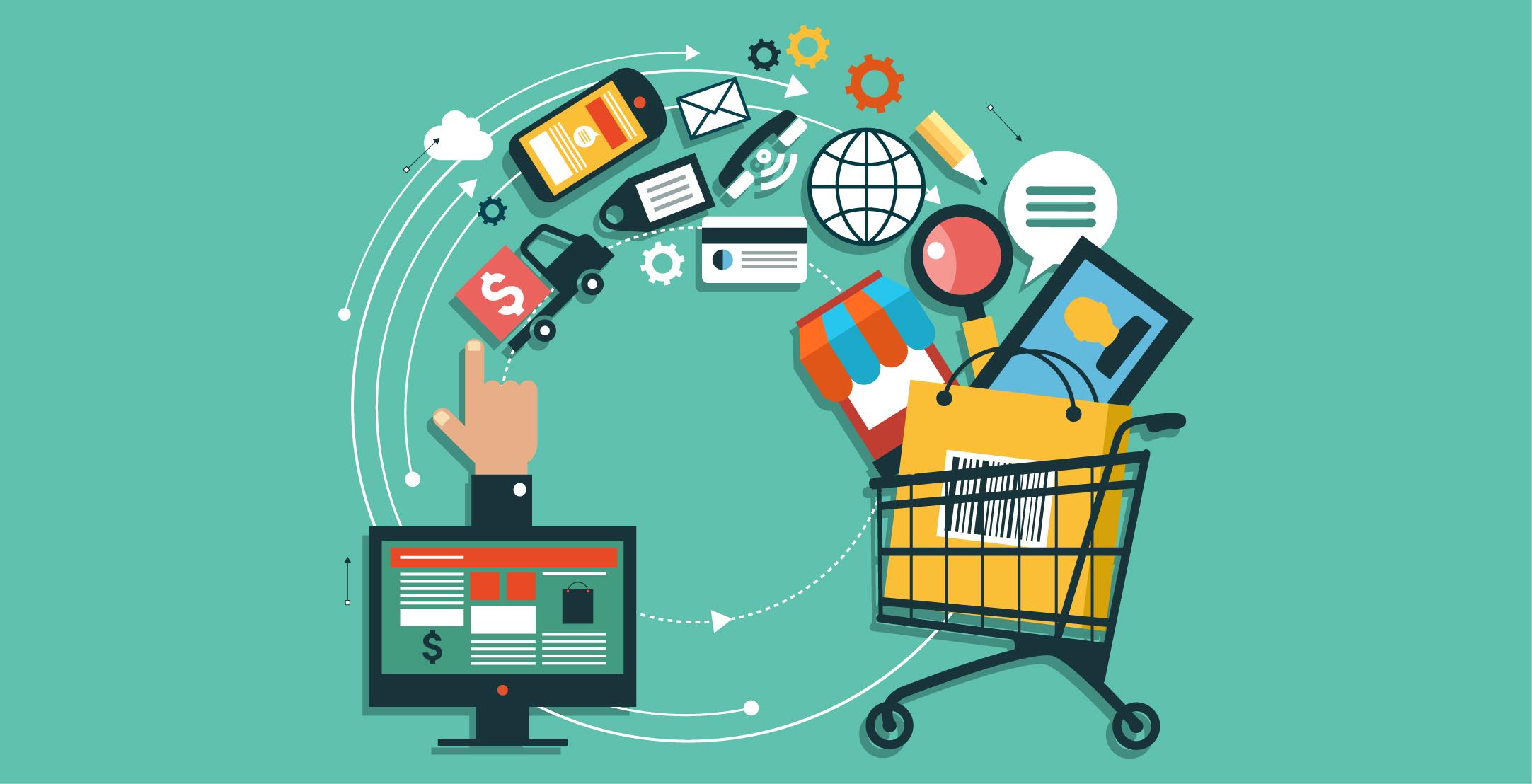 E-ticarette mart ayında çok satılan ürünler