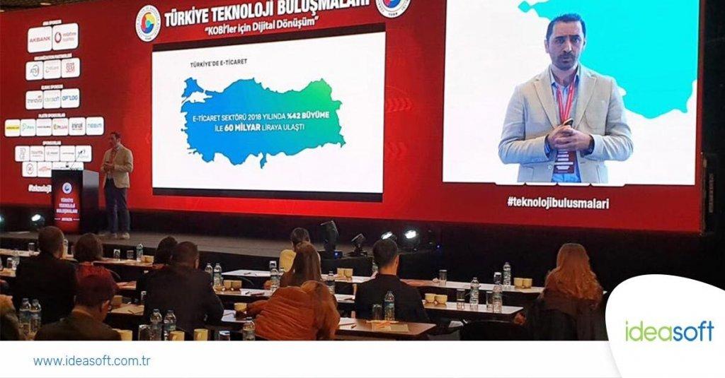 Antalya'da e-ticaret ve e-ihracat konuşuldu