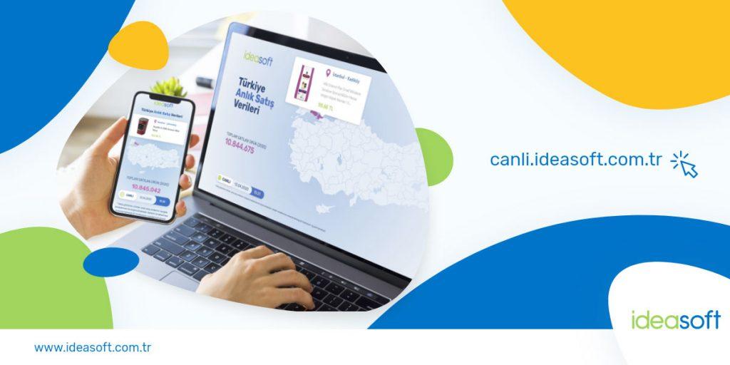 IdeaSoft'tan Türkiye'de bir ilk: canli.ideasoft.com.tr
