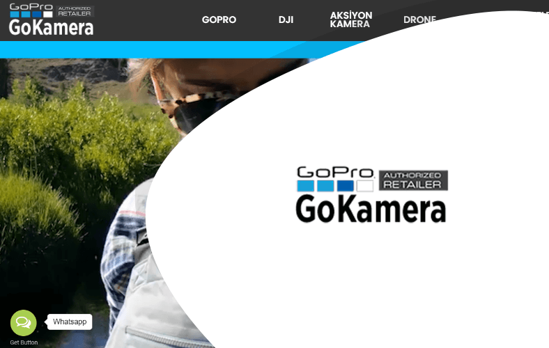 GoKamera E-ticaret Sitesi