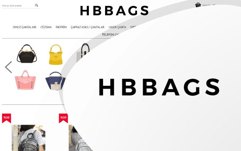 Hb Bag Store E-ticaret Sitesi