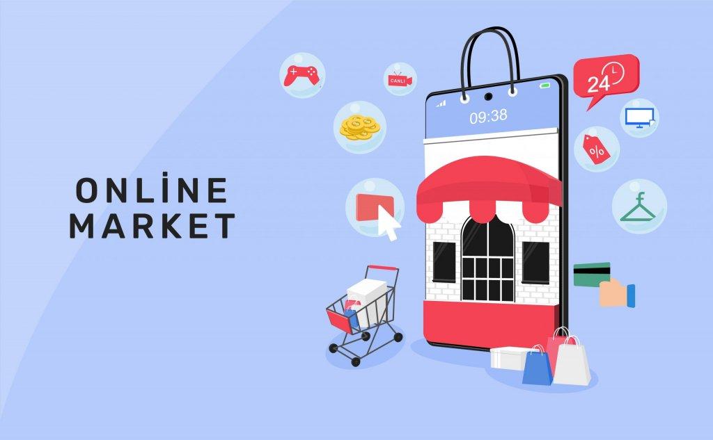 Online market kurmanın avantajları nelerdir?