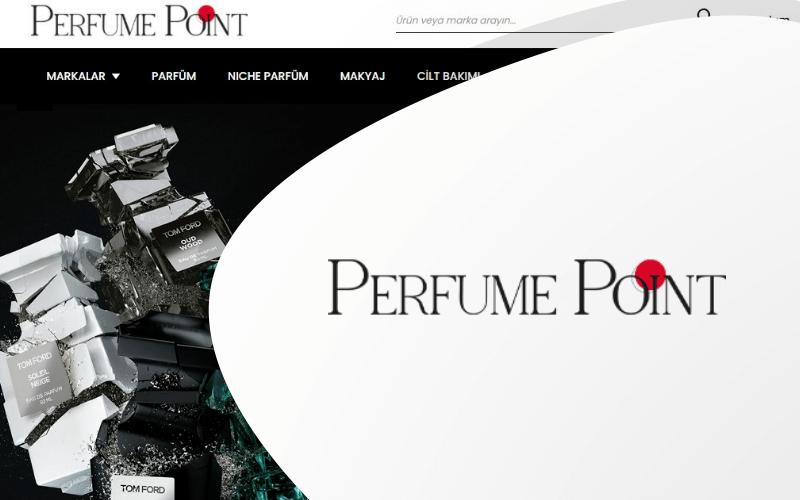Perfume Point E-ticaret Sitesi