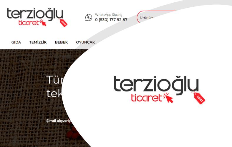 Terzioğlu Ticaret E-ticaret Sitesi