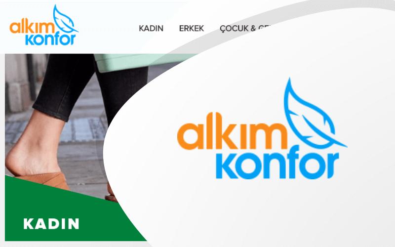 Alkım Konfor E-ticaret Sitesi