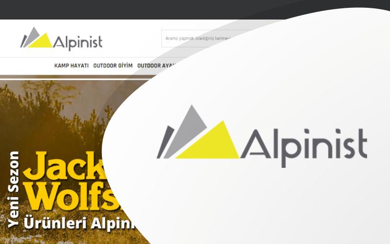 Alpinist E-ticaret Sitesi