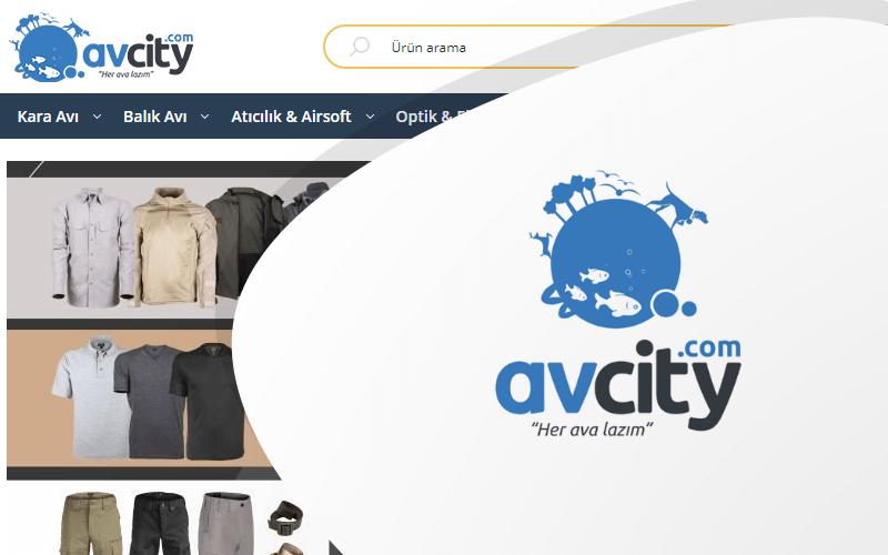 Av City E-ticaret Sitesi