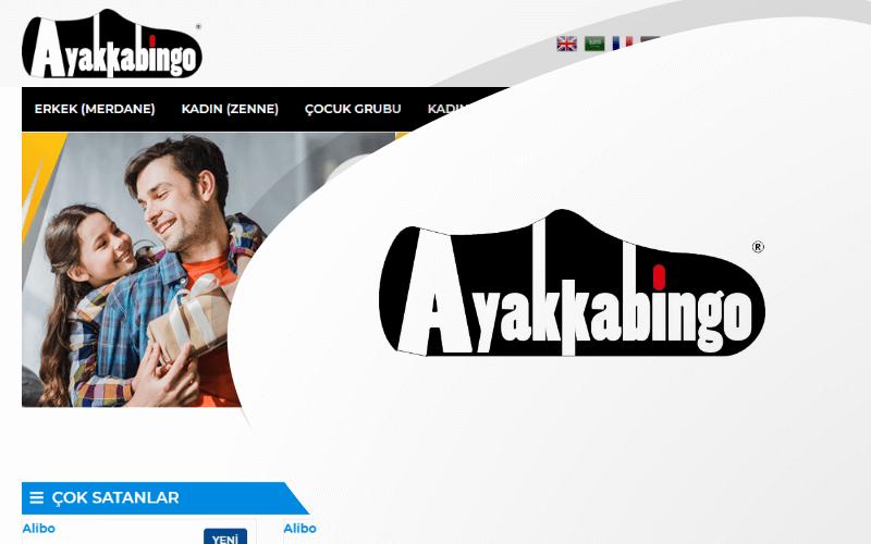 Ayakkabingo E-ticaret Sitesi
