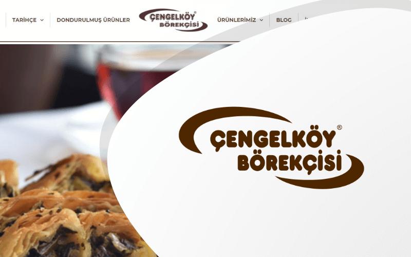 Çengelköy Börekçisi E-ticaret Sitesi