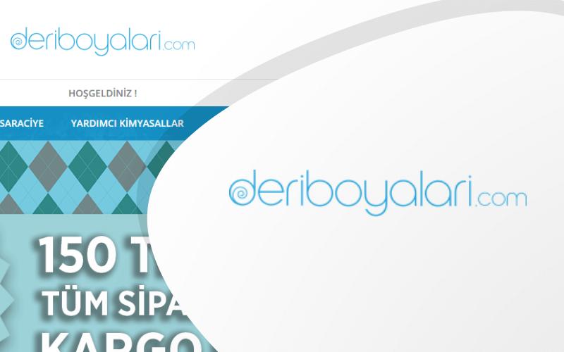 Deriboyaları E-ticaret Sitesi