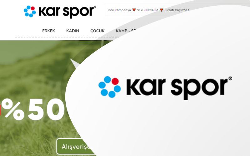 Kar Spor E-ticaret Sitesi