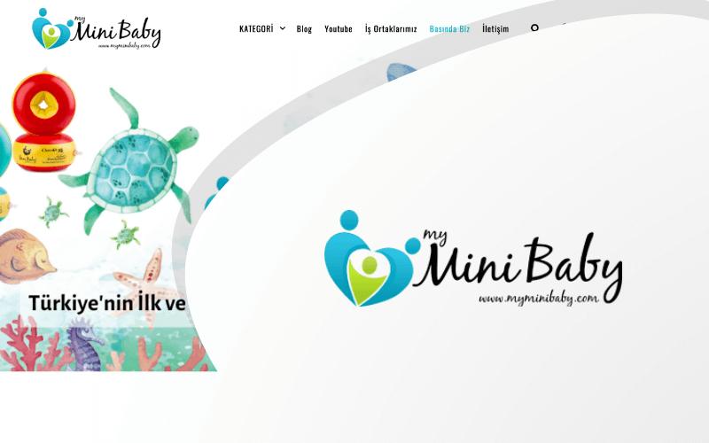 My Mini Baby E-ticaret Sitesi