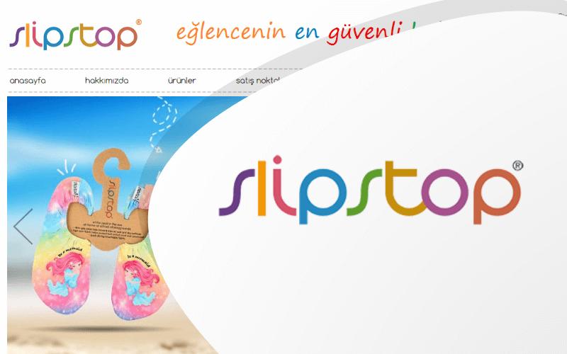 Slip Stop E-ticaret Sitesi