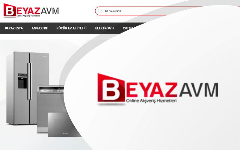Beyaz AVM E-ticaret Sitesi