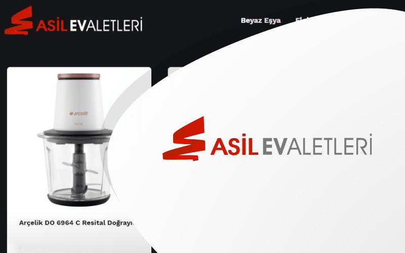 Asilev E-ticaret Sitesi