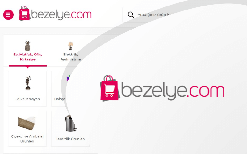 Bezelye E-ticaret Sitesi