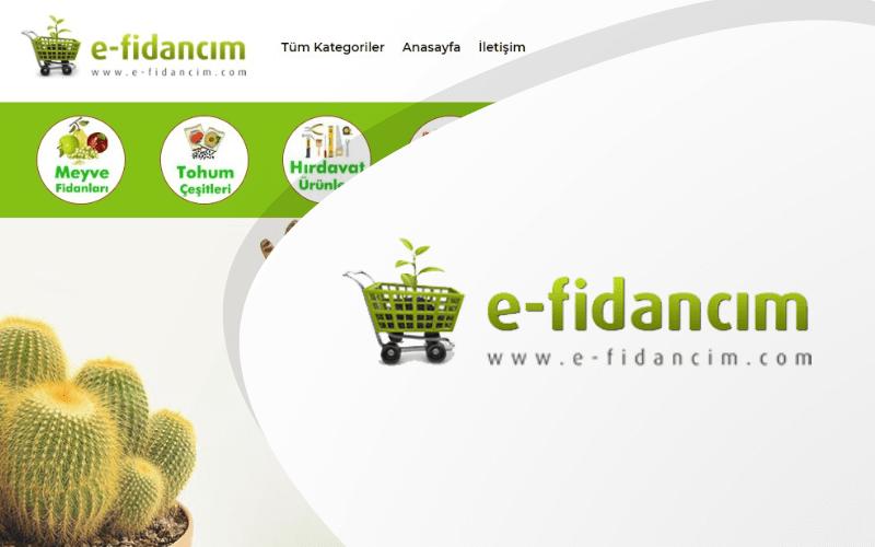 E-Fidancım E-ticaret Sitesi