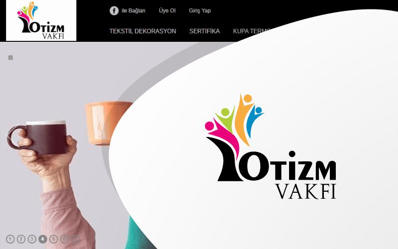 Otizm Vakfı E-ticaret Sitesi