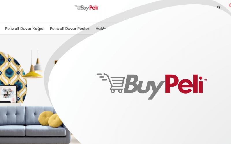 Buy Peli E-ticaret Sitesi