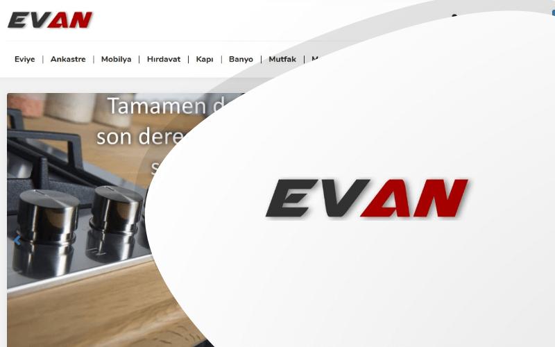 Evan E-ticaret Sitesi