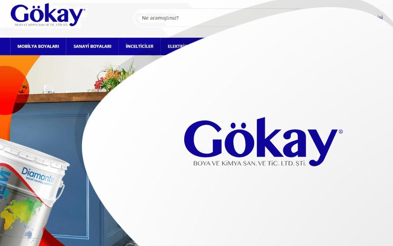 Gökay E-ticaret Sitesi