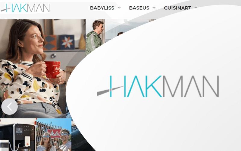 Hakman E-ticaret Sitesi