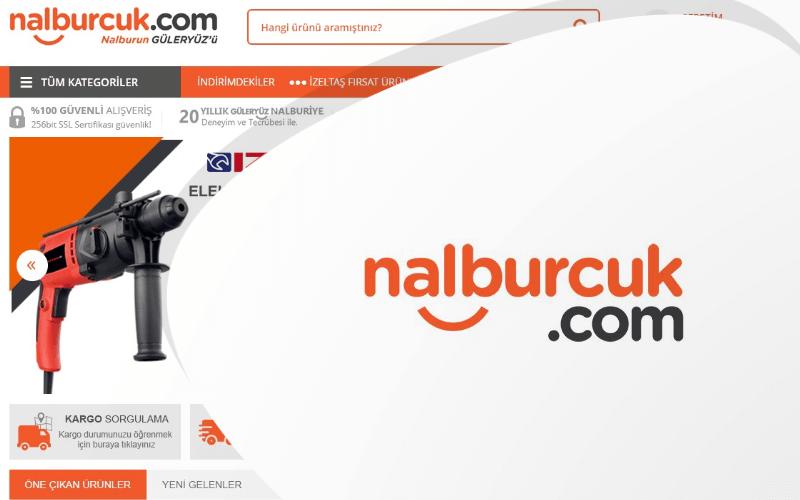 Nalburcuk E-ticaret Sitesi