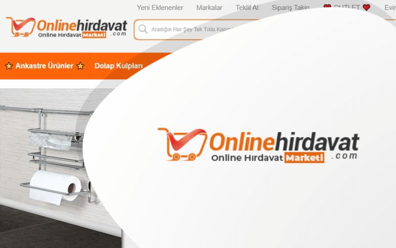 Online Hırdavat E-ticaret Sitesi