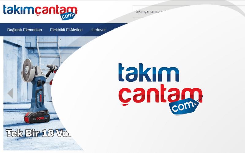 Takım Çantam E-ticaret Sitesi