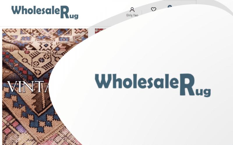 Wholesaler Rug E-ticaret Sitesi