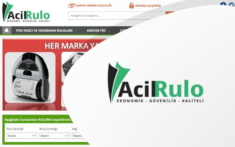 Acil Rulo E-ticaret Sitesi