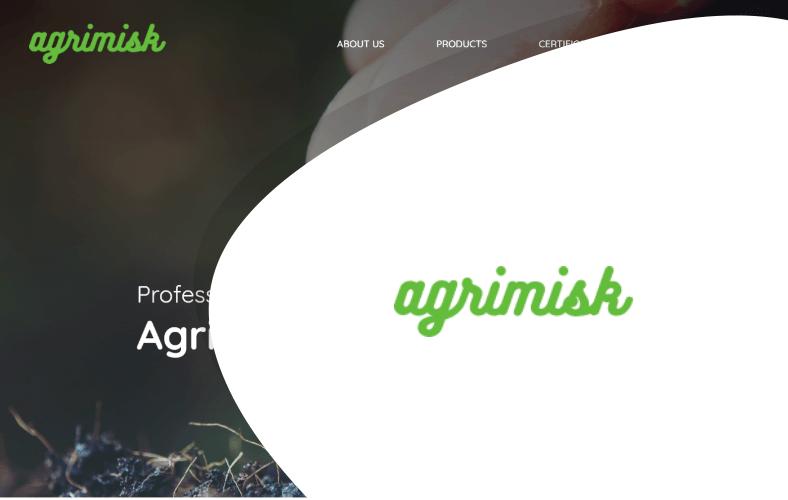 Agrimisk E-ticaret Sitesi