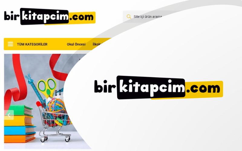 Bir Kitapçım E-ticaret Sitesi