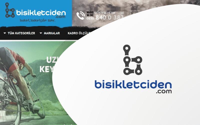 Bisikletçiden E-ticaret Sitesi