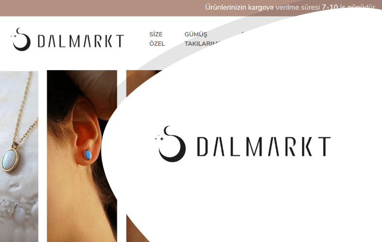 Dalmarkt E-ticaret Sitesi