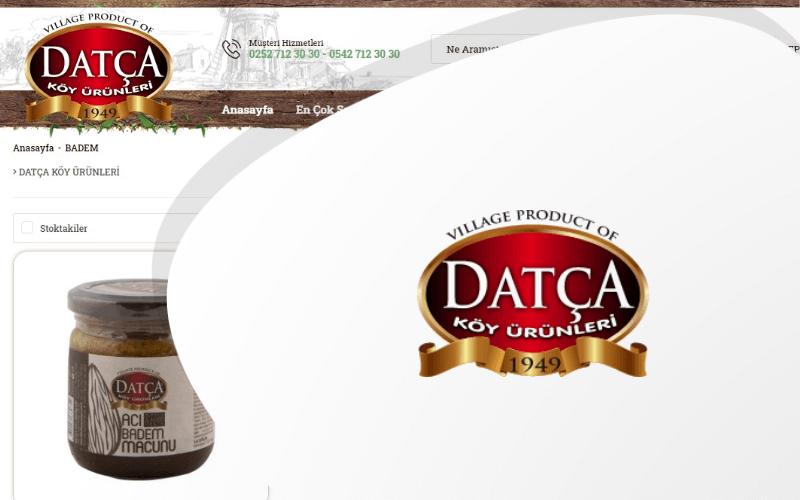 Datça Köy Ürünleri E-ticaret Sitesi