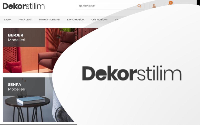Dekor Stilim E-ticaret Sitesi