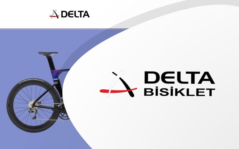 Delta Bisiklet E-ticaret Sitesi